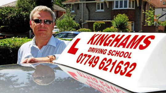 Driving Lessons in Bournemouth